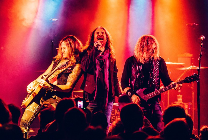 The Dead Daisies live - Doug John David - OH-TDD-26-11-16-7046-5