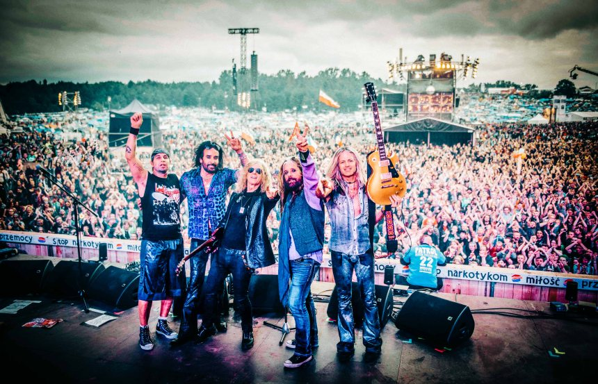 The Dead Daisies live - OH-Woodstock-festival--2