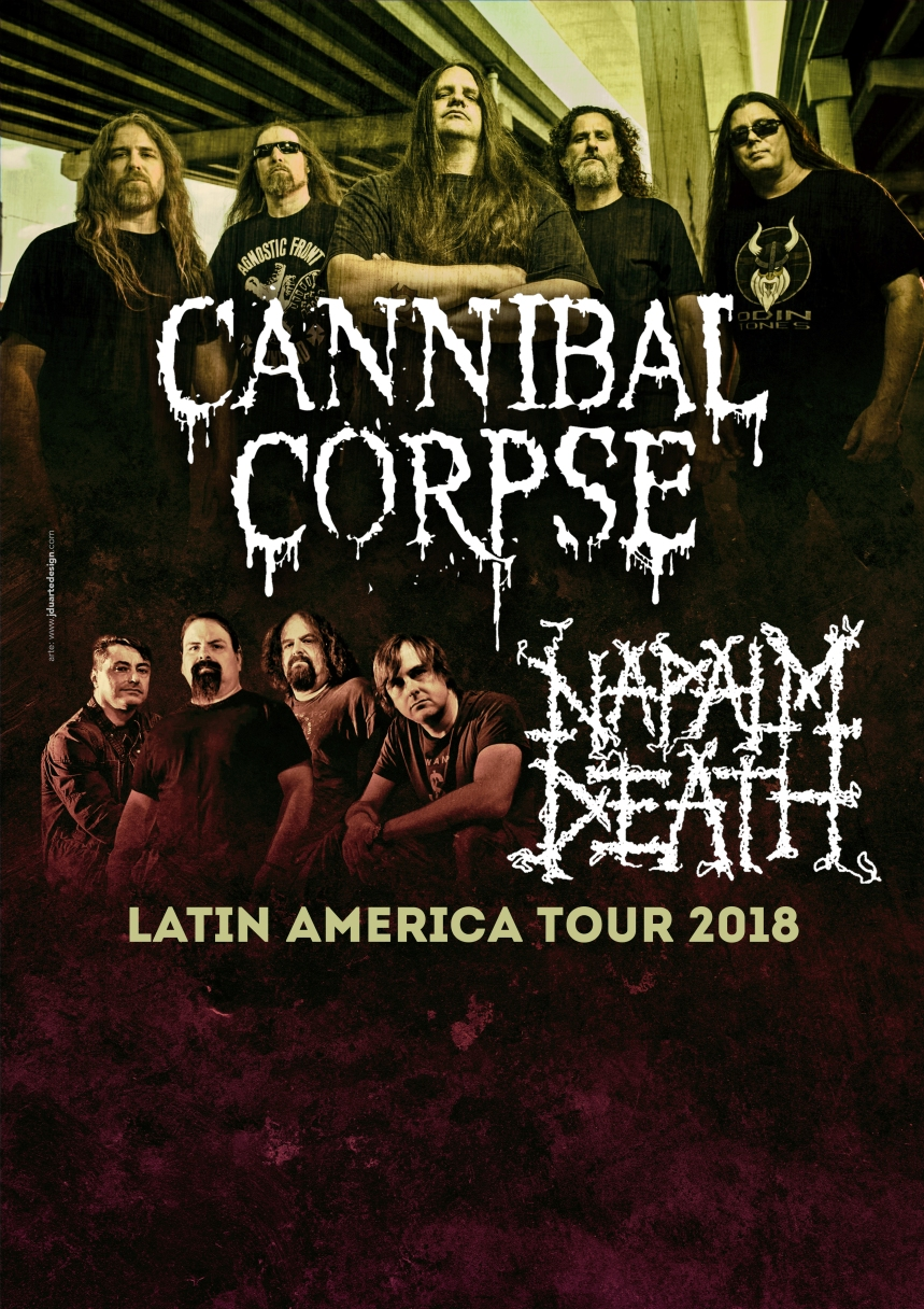 Liberation - Cannibal Corpse A3