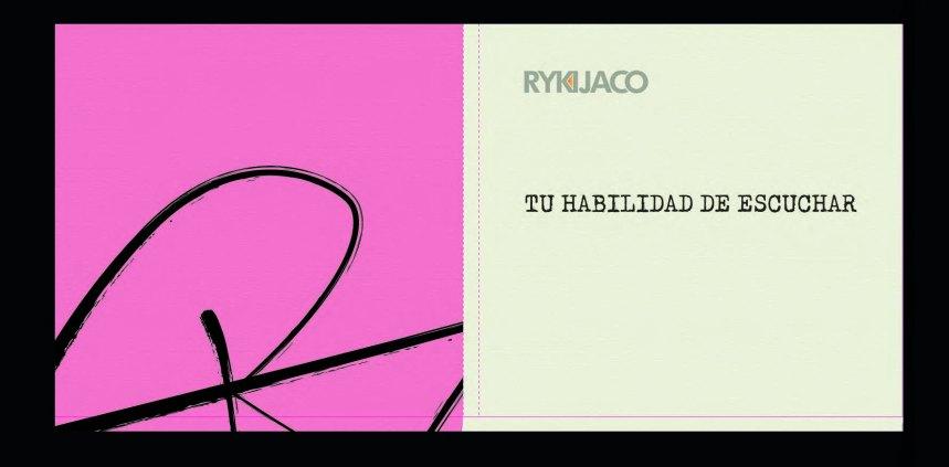 RYKI_JACO - Tu habilidad para escuchar -DUO c-bol s-band_ CURVAS