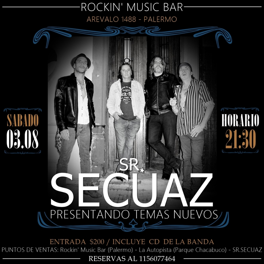 FLYER SR SECUZ